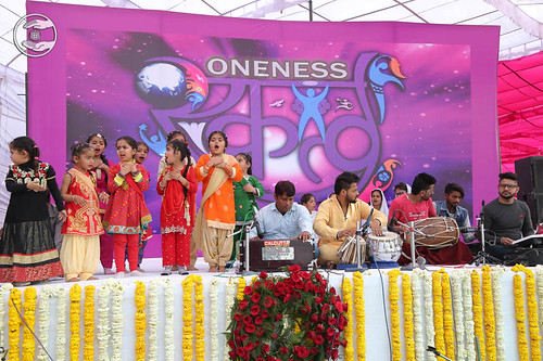 Devotional song by Vinamrata and Saathi from Yamuna Nagar