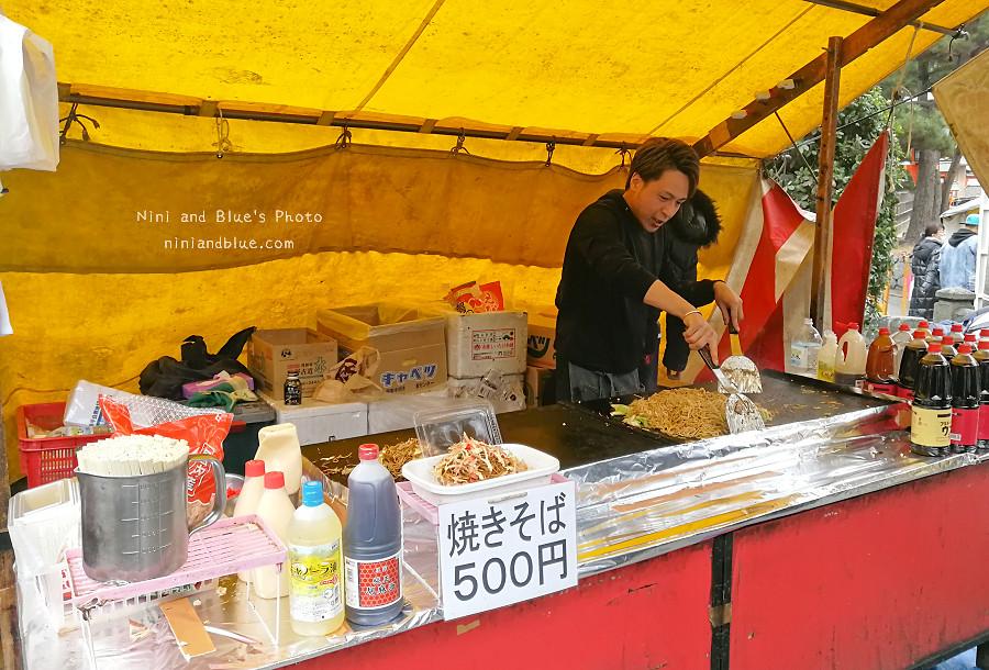 京都景點推薦 伏見稻荷神社 鳥居 怎麼去21