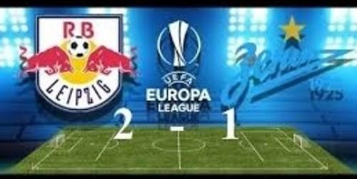 Cuplikan Gol – RB Leipzig 2-1 Zenit – 08 Maret 2018 – Liga Eropa