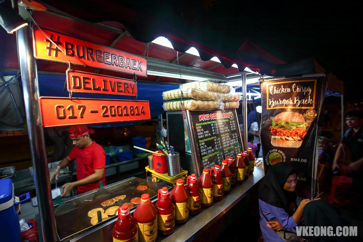 Burger-Baek-Bandar-Sunway