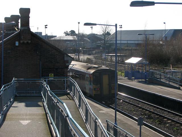 Derby Road station, Ipswich