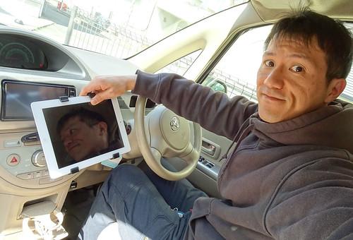 iPad車載ホルダーおすすめ