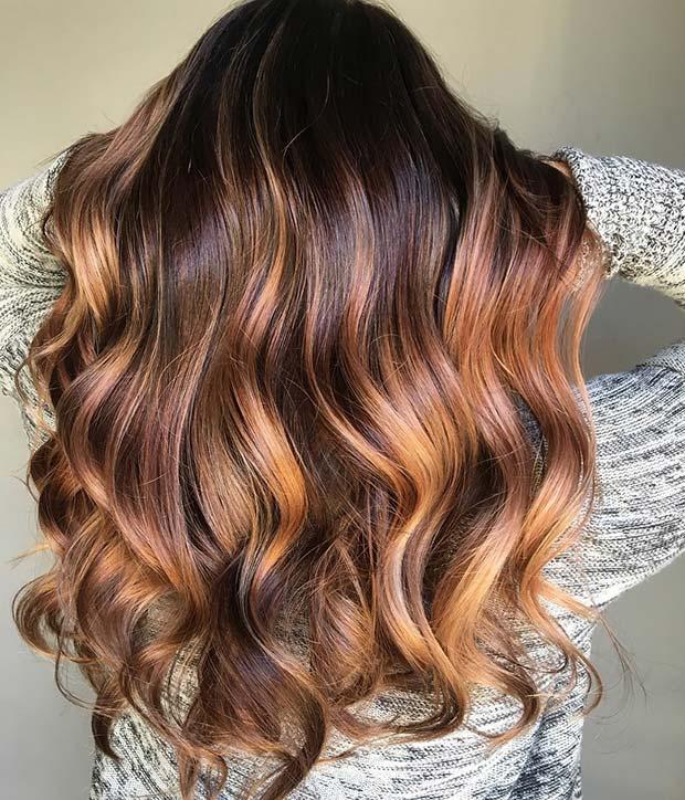 balayage hair color ideas - Ecosia