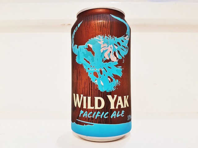 Beer Wild Yak Pacific Ale