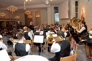 Göta Brass Band i Lilla Brassfestivalen 2018