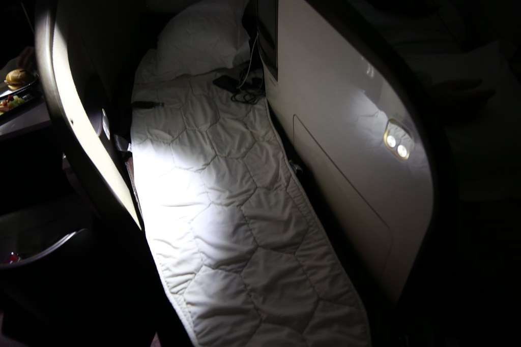 Virgin Atlantic Upper Class 40