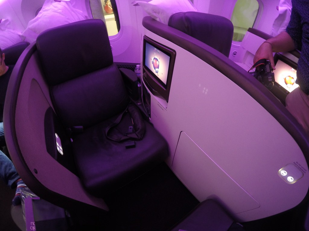 Virgin Atlantic Upper Class 6