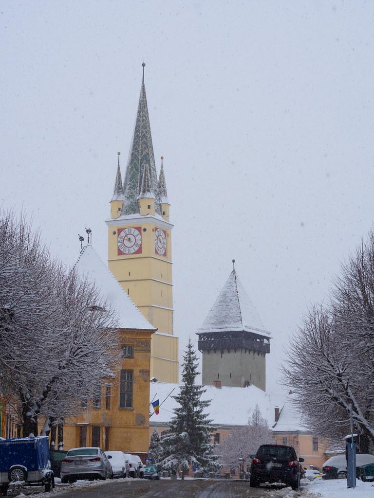 Snowfall once more