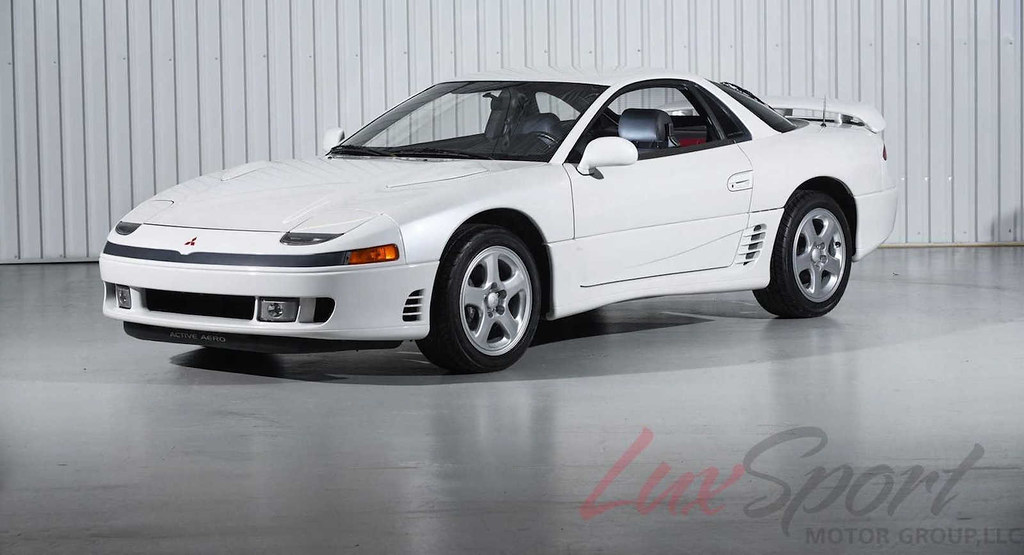 1991-Mitsubishi-3000GT-VR4-1