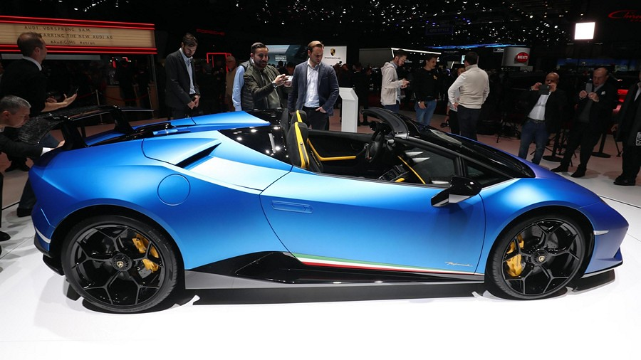 Lamborghini Huracán Spyder n