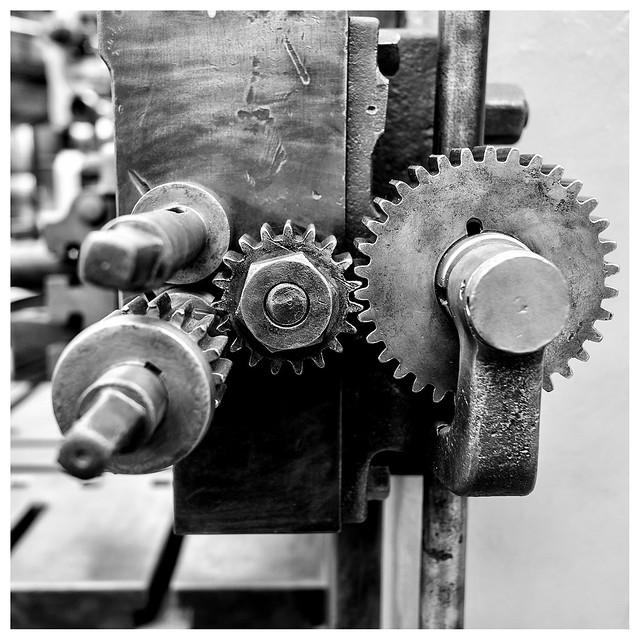 Idler gear , Irvine, Fujifilm X-Pro1, XF18mmF2 R