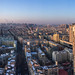 Aerial view of Harbin, China