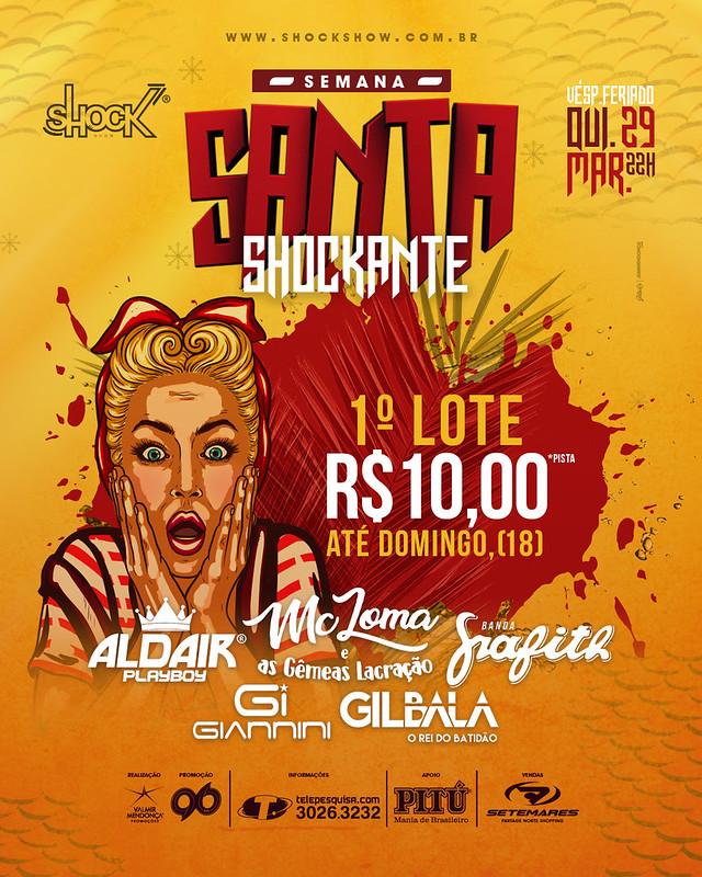 Shock Semana Santa 2018 - 1º lote - Mc Loma