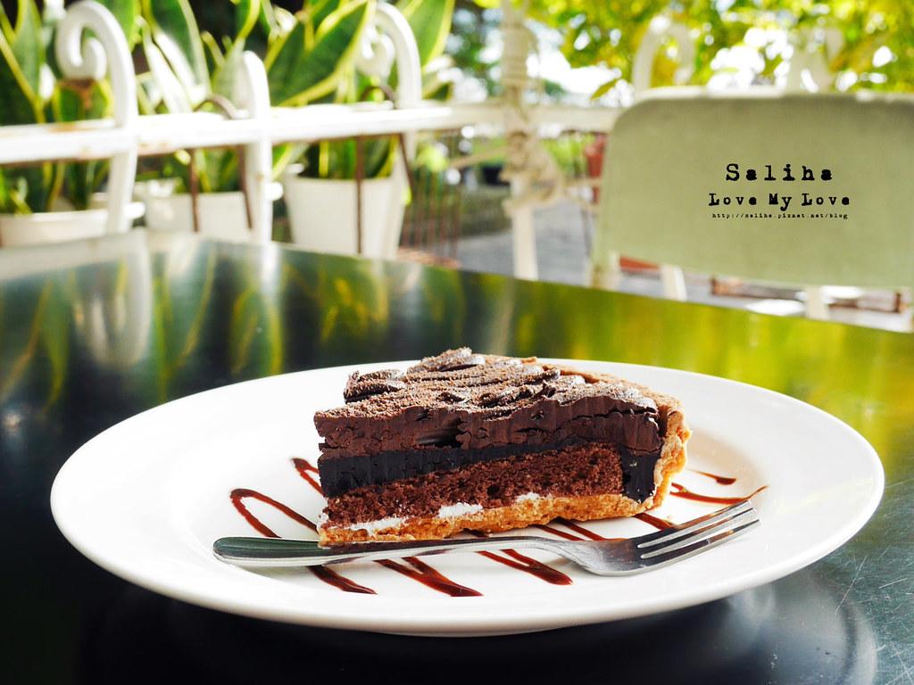 淡水老街景觀餐廳Pescador Cafe 漁夫先生蛋糕下午茶咖啡 (1)