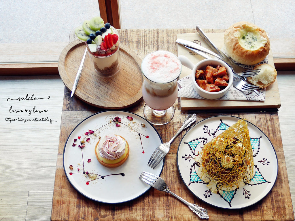 台北捷運松江南京站美食餐廳推薦時安靜好咖啡館早午餐