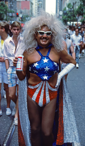 Boston Pride Parade - 1985