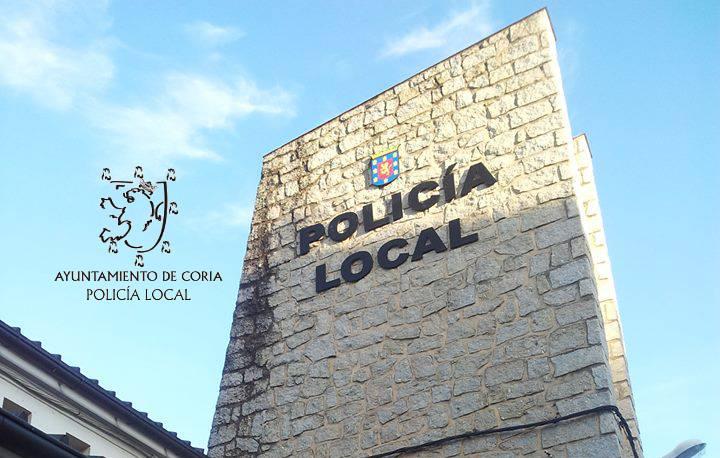 Policia Local de Coria