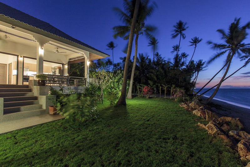 Tradewinds Beach House in Koh Samui