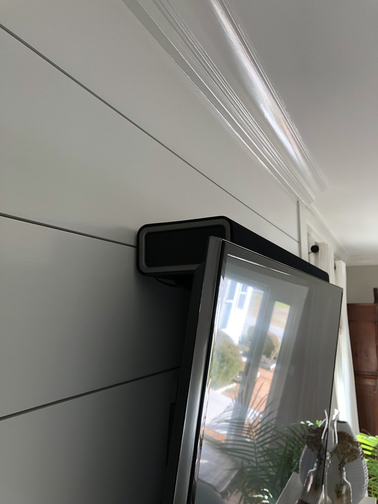How We Concealed our Sonos Home Theater System - Spouse Approved ...
