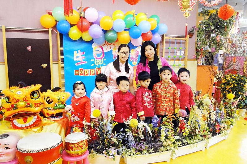 農曆新年年宵巿場活動