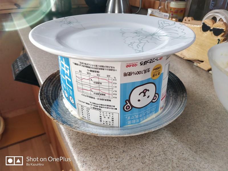 手作りパンケーキ (3)