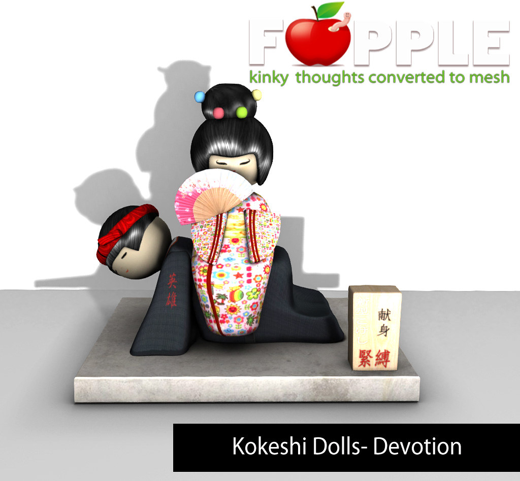 Out Now: Kokeshi Dolls — Devotion - TeleportHub.com Live!