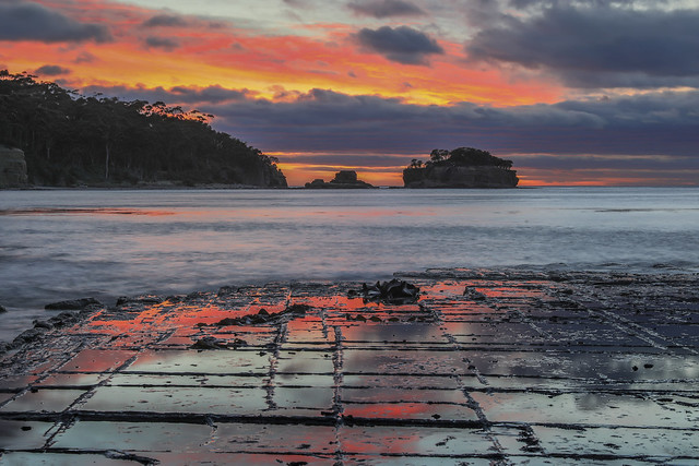 Featured medium photo of Eaglehawk Neck on TripHappy's travel guide