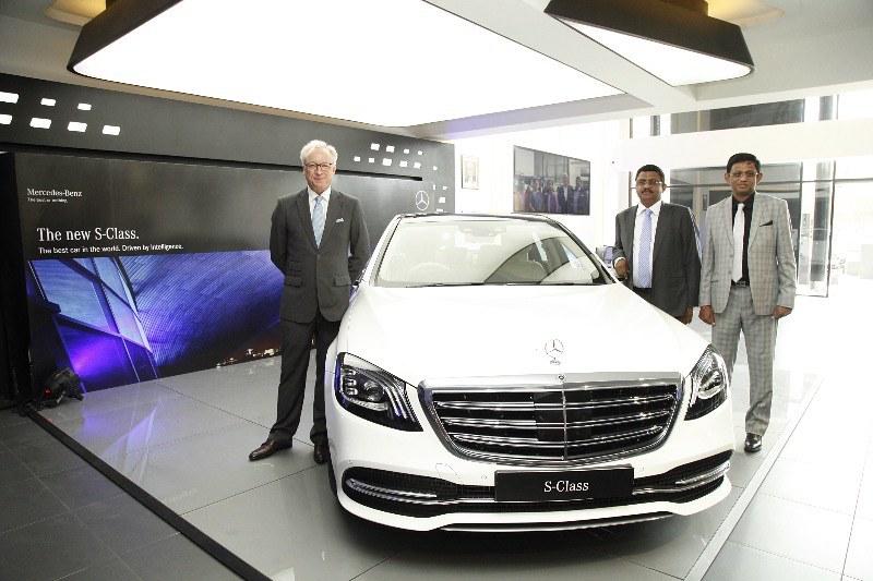 Mercedes Dealer Opening
