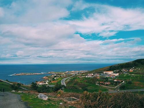 O Portiño. #Coruña #nubes #clouds #olympusomd #olympus #photography #mar #sea