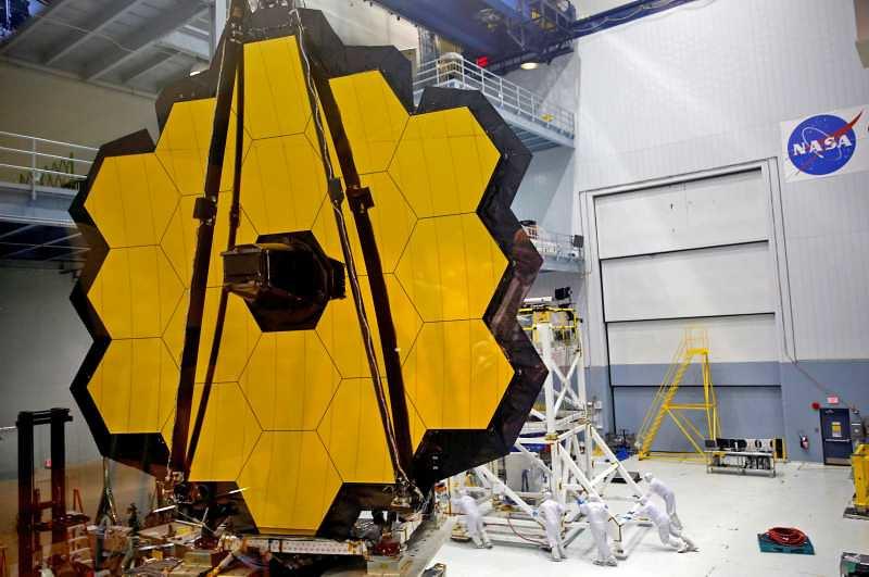Le successeur du télescope Hubble pourrait ne pas être lancé au moment prévu