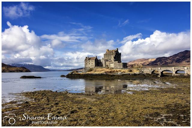 The Beautiful Castle Eilean Donan
