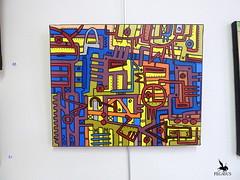 Exposition Tarek à l'Atelier 17
