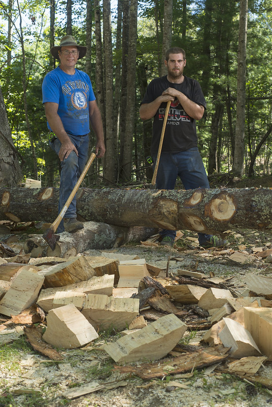 Logsmithing Apprenticeship