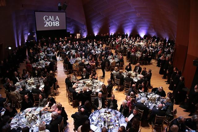 Los Angeles Master Chorale Gala 2018