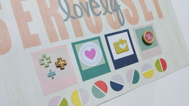 Seriously Lovely Layout | shirley shirley bo birley Blog