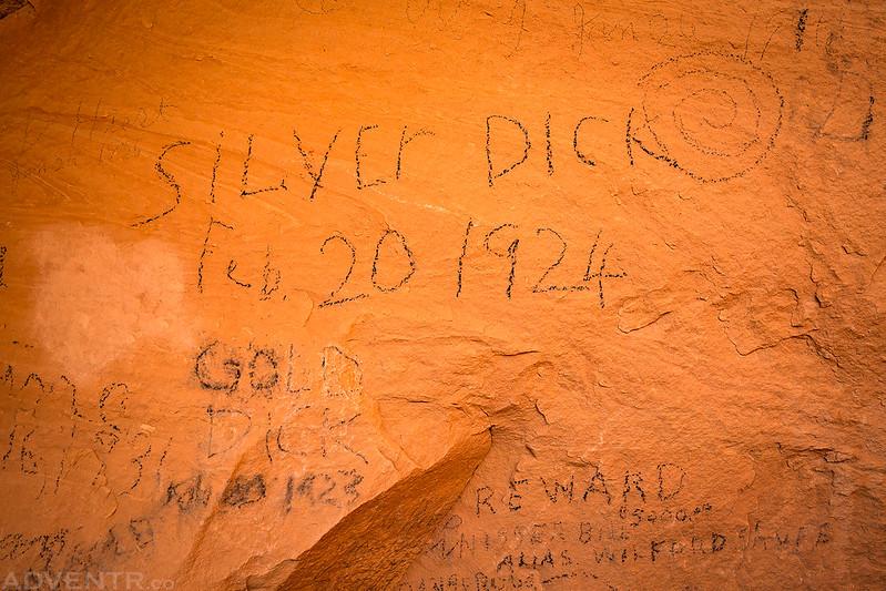Silver Dick, 1924