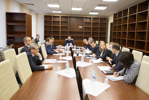 14.03.2018 Şedinţa Comisiei securitate naţională, apărare şi ordine publică