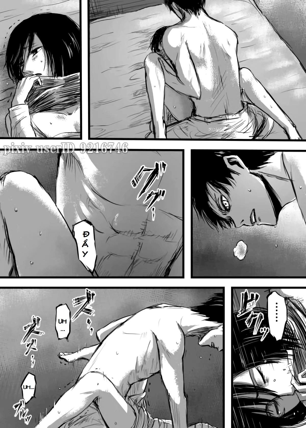 Hình ảnh  trong bài viết Eren X Mikasa AOT Hentai Read
