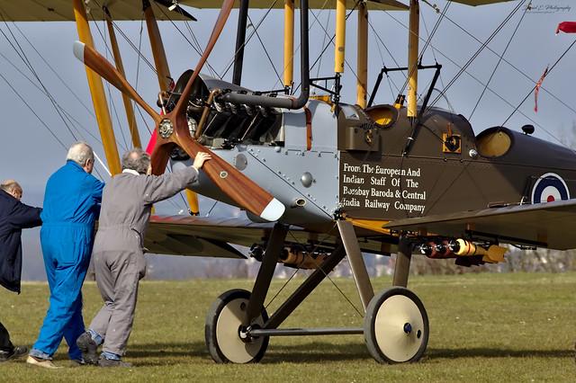 RAF Be.2f