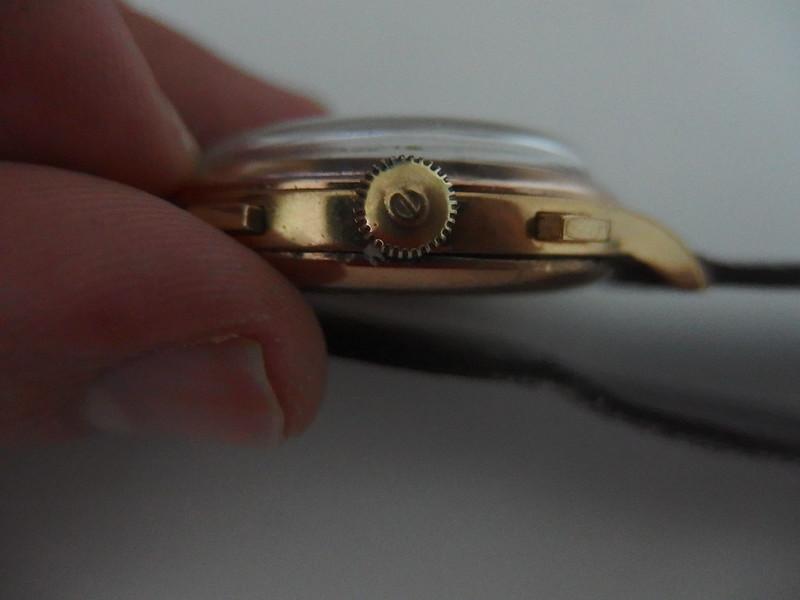 collection - Un autre chrono vintage arrive dans ma collection , l'Election oversize  40129498134_dd0a847e42_c