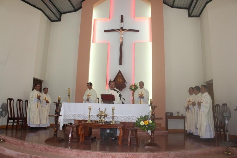 Giáo xứ Đa Lộc mừng lễ bổn mạng