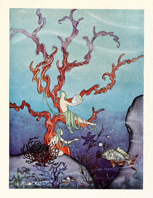 tanglewood tales virginia frances sterrett