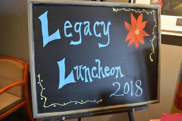 Legacy Lunch 2018
