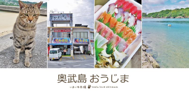 貓島(奧武島)中本鮮魚天婦羅文章大圖