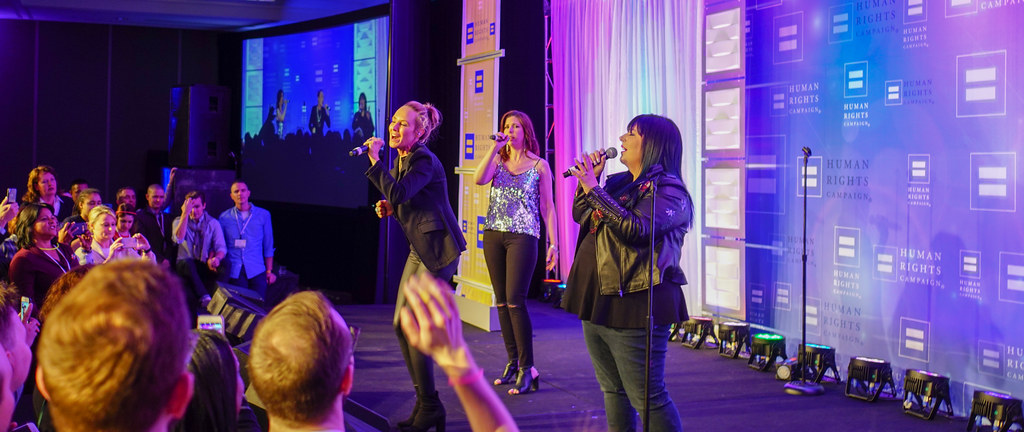 2017.03.23 EqualityCon, Wilson Phillips, Washington, DC USA 4447