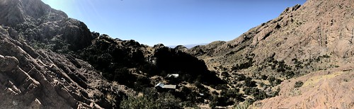 Las Cruces - Organ Mountains panorama