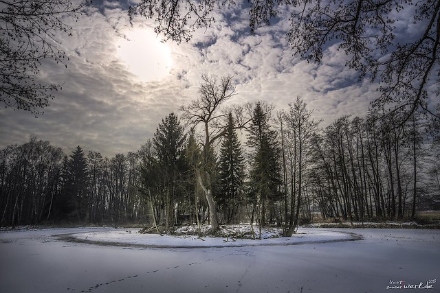 ... wintersonne