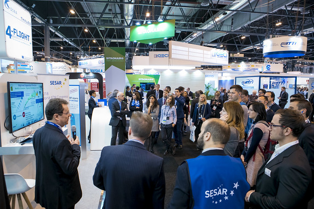 #SESAR at World ATM Congress 2018