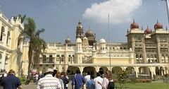 India (Mysore) Main Building of Mysuru Palace