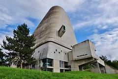 Firminy, l'eglise Saint Pierre, Le Corbusier